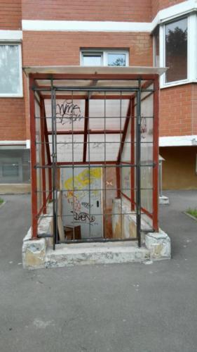 Устрйство решеток в нежилые помещения ул.Спортивная д.12